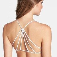 Free People Seamless Strappy Back Bralette | Nordstrom