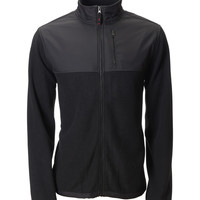 Aeropostale  Mens Full-Zip Fleece Jacket