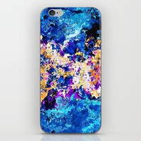 Abstract Marble iPhone Skin by tmarchev