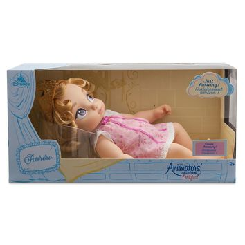 Disney Animators' Collection Aurora Doll Origins Series New with Box