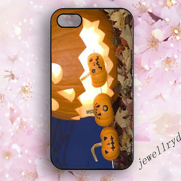 Halloween Pumpkin 5/5s phone case,pumpkin Phone 4/4S case,jack lantern Samsung Galaxy S3 S4 S5,style autumn 5C case,best Halloween gifts