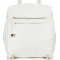 Smart Backpack - White