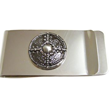 Medieval Shield Money Clip