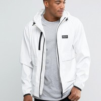 Nicce London Windbreaker Jacket With Pocket Detail