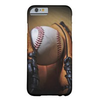 Case: Baseball Season Barely There iPhone 6 Case