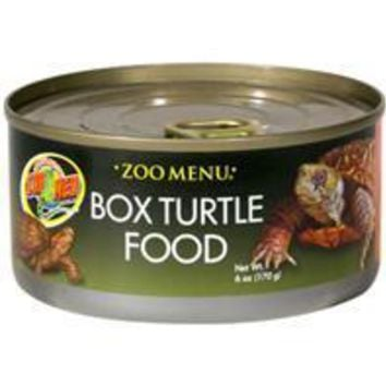 Zoo Med Laboratories Inc - Zoo Menu Box Turtle Food
