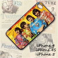Beatles cell phone Case / Cover for iPhone 4, 5, Samsung S3, HTC One X, Blackberry 9900, iPod touch 4 / 701