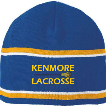 Kenmore HS Mens Lacrosse Engager Beanie