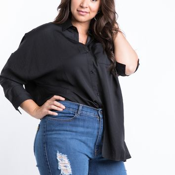 Plus Size Samantha Top