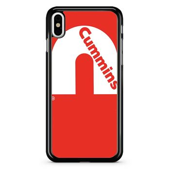 Dodge Cummins iPhone X Case