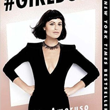 "#GIRLBOSS by Sophia Amoruso (Bargain Books) - Plus Free ""Read Feminist Books"" Pen"