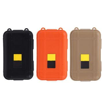 Shockproof Waterproof Airtight Survival Storage Case Container