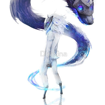 League of Legends Kindred HQ by Dhaxina
