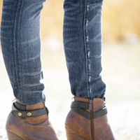 East Port Ankle Boots