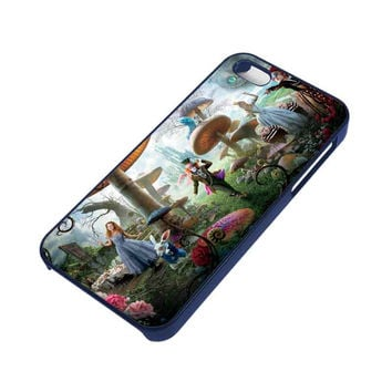 ALICE IN WONDERLAND Disney iPhone 5 / 5S Case