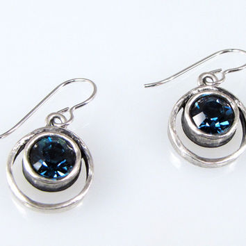 Patricia Locke Jewelry - Skeeball Earrings in Montana