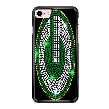 Greenbay Packers Bling Logo iPhone 7 Case
