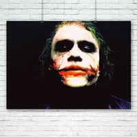 The Joker Art Print Poster