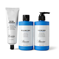 Baxter of California - Skin 1.2.3. Kit | MR PORTER