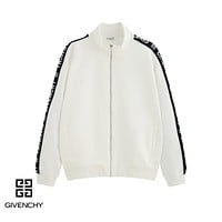 Givenchy fashion new tailored jacquard lace casual couple suit