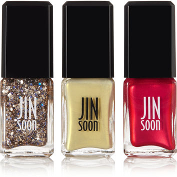 JINsoon - Nail Polish - Chinoiserie Chic Holiday Collection