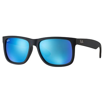 Ray Ban Sunglasses Justin Color Mix - Beauty Ticks