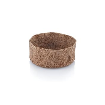 'Adjust-A-Bowl' Embossed Soft Cork Bowl