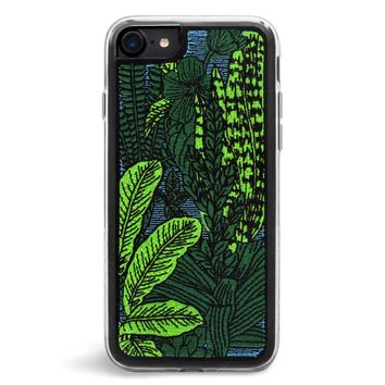 Jungle Embroidered iPhone 7/8 Case