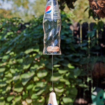 Pepsi Bottle Wind Chime