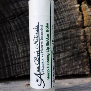 Hemp & Honey Lip Butter Balm