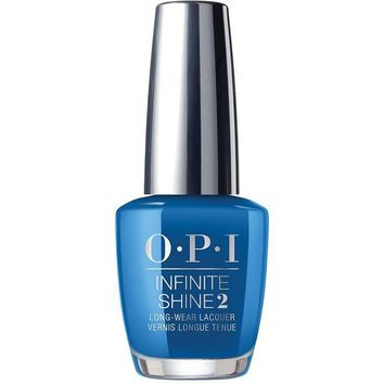 OPI Infinite Shine - Super Trop-i-cal-i-fiji-istic - #ISLF87