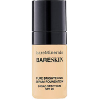 FREE bareSkin Foundation sample 0.1 oz. w/any bareMinerals purchase