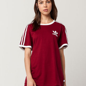 ADIDAS 3 Stripes Womens Tee | Graphic Tees