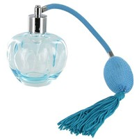 Light Blue Glass Perfume Bottle | Shop Hobby Lobby