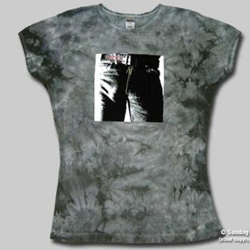 Rolling Stones - Sticky Fingers Babydoll T-Shirt