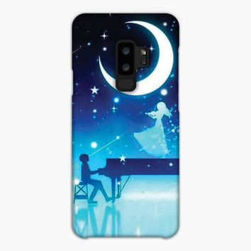 Kaori Your Lie In April Moonlight Samsung Galaxy S9 Plus Case