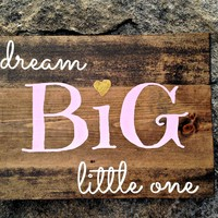 Nursery Sign - Nursery Art - Nursery Decor