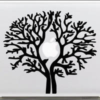 Apple tree Mac Book Mac Book Air Mac Book Pro Mac Sticker Mac Decal Apple Decal Mac Decals