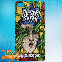 The Story So Far - iPhone 4/4s/5/5s/5c case - Samsung Galaxy S2/S3/S4 case- Blackberry z10 case - Black or White