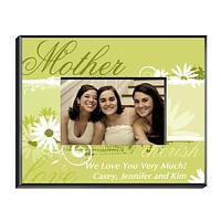Personalized Delicate Daisy Frame - Mother