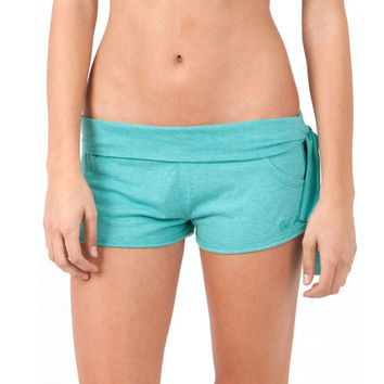 Rip Curl - Tango Sea Green Juniors Beach Shorts