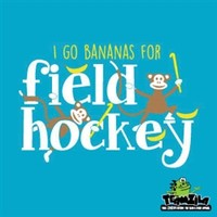 Field Hockey - Go Bananas For Field Hockey Tee
