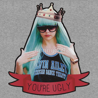 Queen of the Uglies T-Shirts & Hoodies