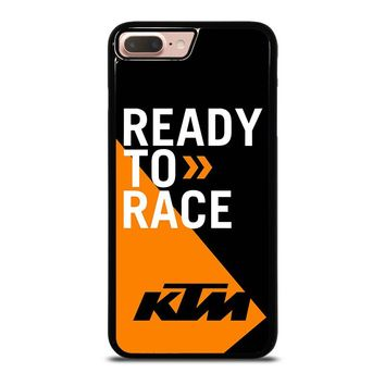 KTM READY TO RACE iPhone 8 Plus Case Cover