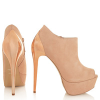 AMINA Cup Heel Shoe Boots - New In This Week - New In - Topshop USA