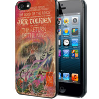 Tolkien LotR Return of the King Paperback A Samsung Galaxy S3 S4 S5 Note 3 , iPhone 4 5 5c 6 Plus , iPod 4 5 case