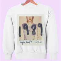Taylor Swift 1989 Album Crewneck