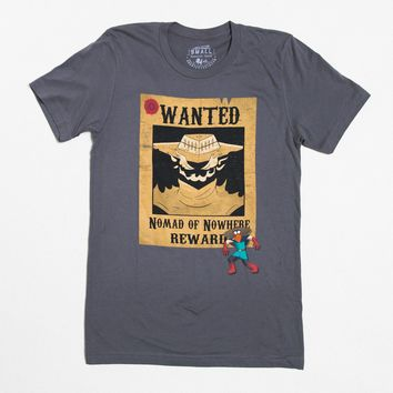 Nomad of Nowhere Wanted Tee