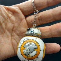 Star Wars BB-8 Droid Keychain