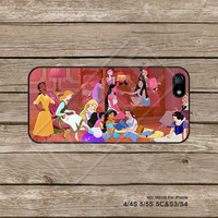 Disney princess iPhone5s Case iPhone 4 case iPhone 5C Case iPhone5 Case iPhone Case Samsung Galaxy s3 Galaxy s4 - M5139